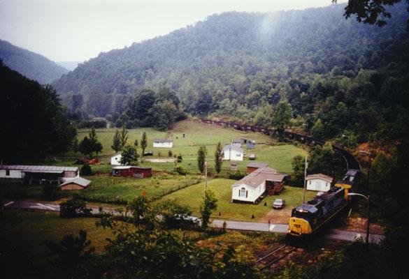 Csx West Virginia Style
