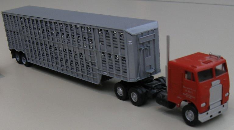 Stewart Cattle Trailers ho Cattle Truck Stewart