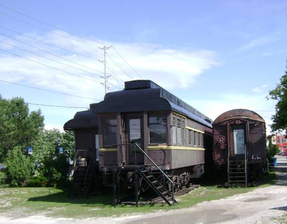 casino rama train