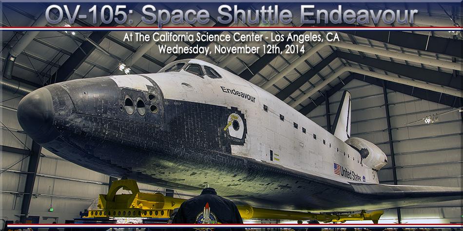 samuel oschin space shuttle endeavour display pavilion events - photo #12