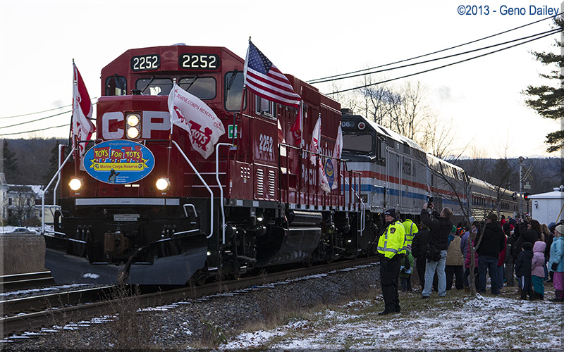 Train Toys For Tots : Toys for tots binghamton wow