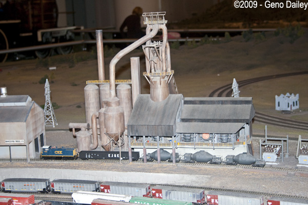 Interesting Steel Mill Served By Csx