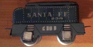 Santa Fe Tender