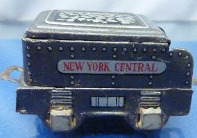 NYC grey Tender