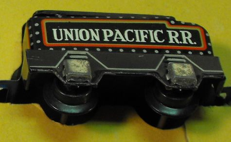 Union Pacific Tender