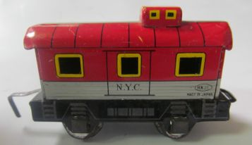 NYC Caboose