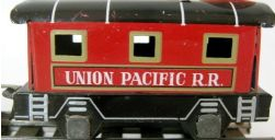 Union Pacific Baggage