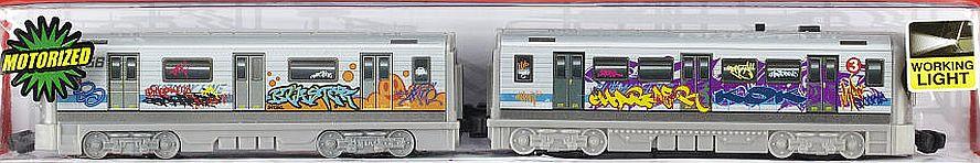 Graffiti Subway Loco