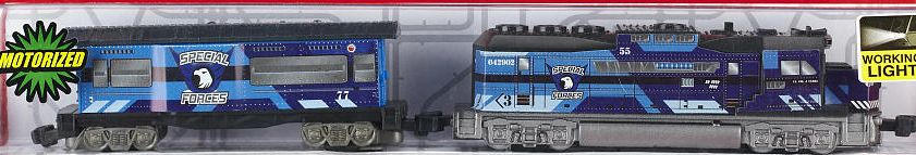 Special Ops Freight Loco and Caboose
