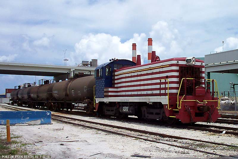 Port Of Palm Beach 1311 Works The Yard Just East Of The Fec Mainnear Riviera Beach Fl