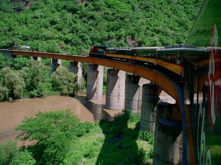 Hív a vasút: Vonattal a Réz-kanyonban