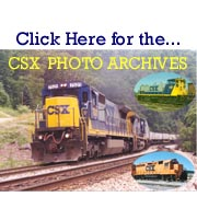 CSX Photo Archives