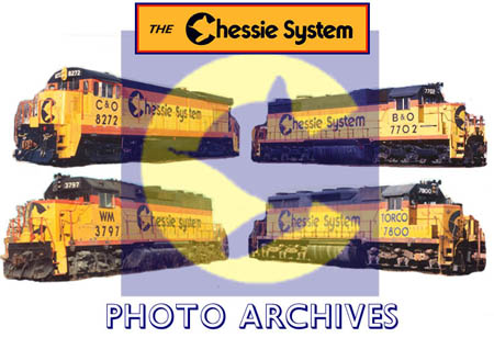 Chessie Photo Archives Home Page