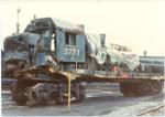 B&O GP40 3773