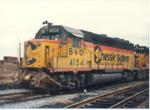 B&O GP40-2 4154