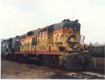 C&O GP9 6184