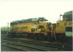 C&O GP40-2 4275