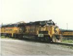 B&O GP40-2 4346