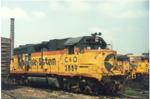 C&O GP38 3889