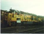 B&O GP40-2 4121