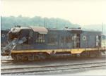 C&O GP9 6086