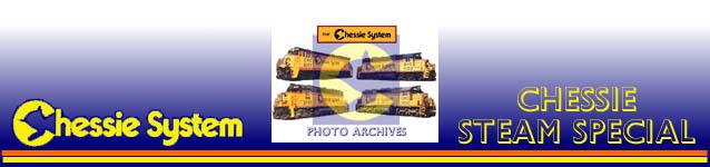 Chessie Steam Special