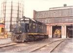 Huntington Locomotive Shops