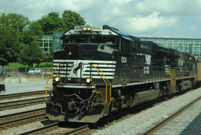 The Crewe Railroad Museum and returning to Roanoke