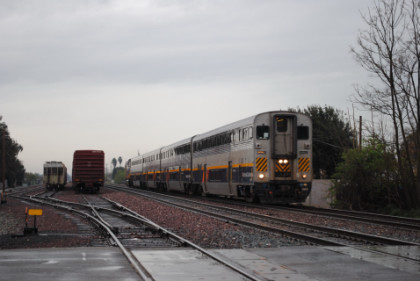 Amtrak San Joaquin 716 At Empire
