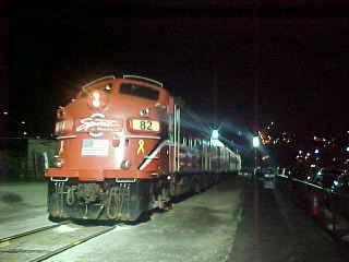 Seattle dinner train spirit of washington