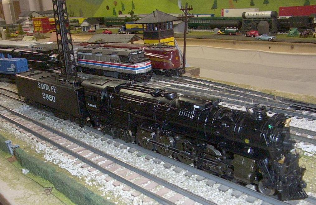S scale model trains for sale