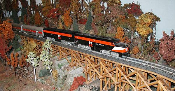S Scale Model Railroading-American Flyer®