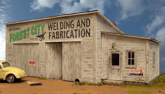 Tips on building model houses