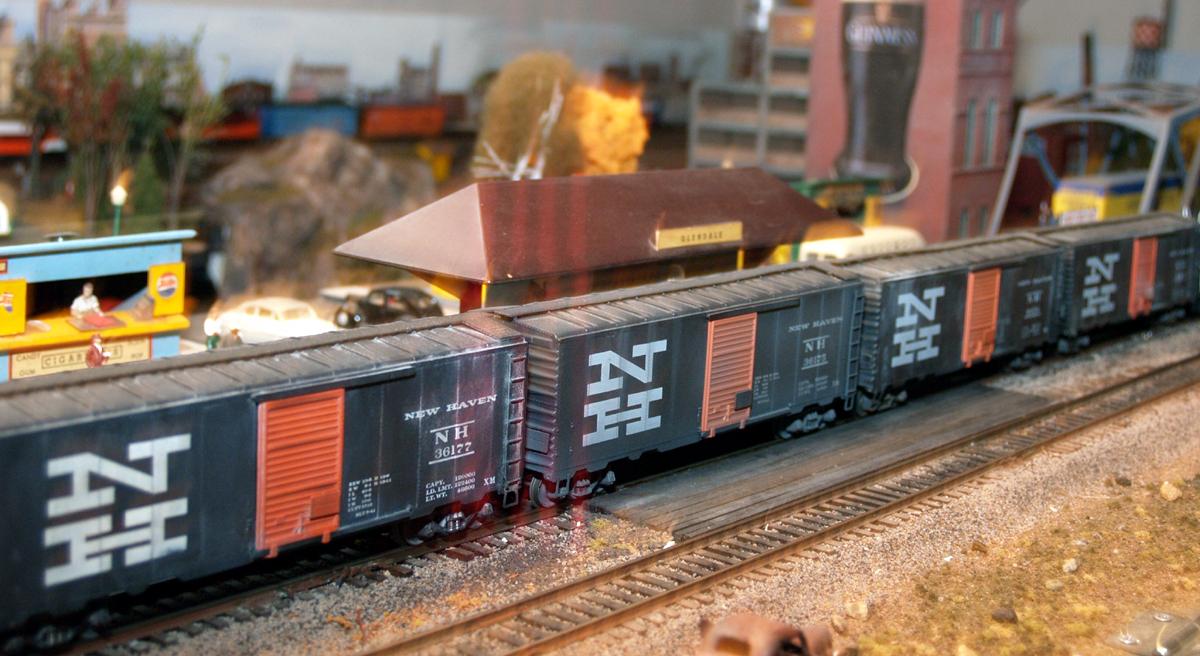 Craig Oconnells S Gauge Model Rr American Flyer Locomotive Wiring Diagrams