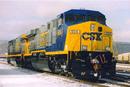 CSX-bc2 Units