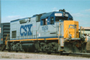 CSX-bc Painted Units