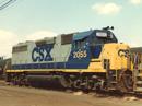 EMD GP38 Units