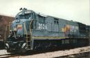 GE U28C Units