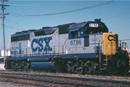 GE U25B Units