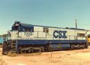 GE U30C Units