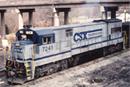 GE B40-8 Units