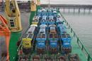 GE U36B Units