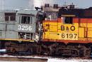 GP40-2 6197