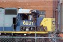 GP40-2 6231