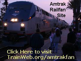 Amtrak Travel Photos