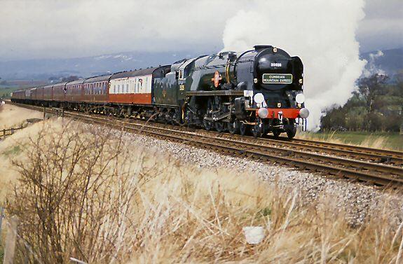 Preserved Steam on the Settle & Carlisle