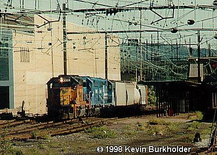 Photo Album Conrails Harrisburg Line In The Lebanon Valley