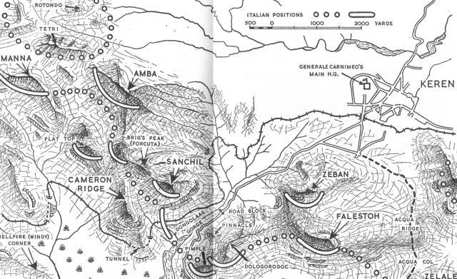 Battle of Keren toughest of them all Page 2 WW2Talk