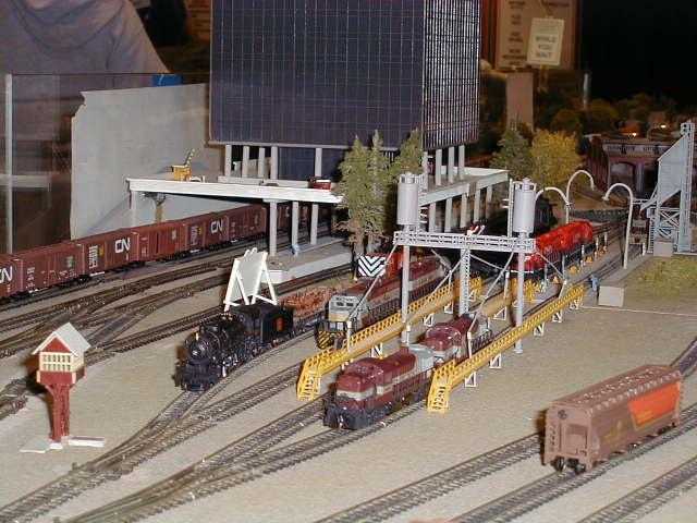 Locomotive Servicing
