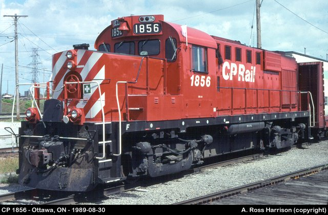 Canadian Pacific Railroad